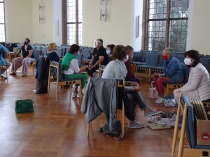 Unter Coronaschutz-Bedingungen: Werkstatttag am 5. September 2020