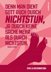 Luther tut nichts