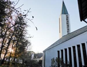 """Richtungsweisend, auch für die Pauluskirche: Das Projekt """"Zukunft mit Struktur"""" im Kirchenbezirk Kaiserslautern. Foto: privat"""