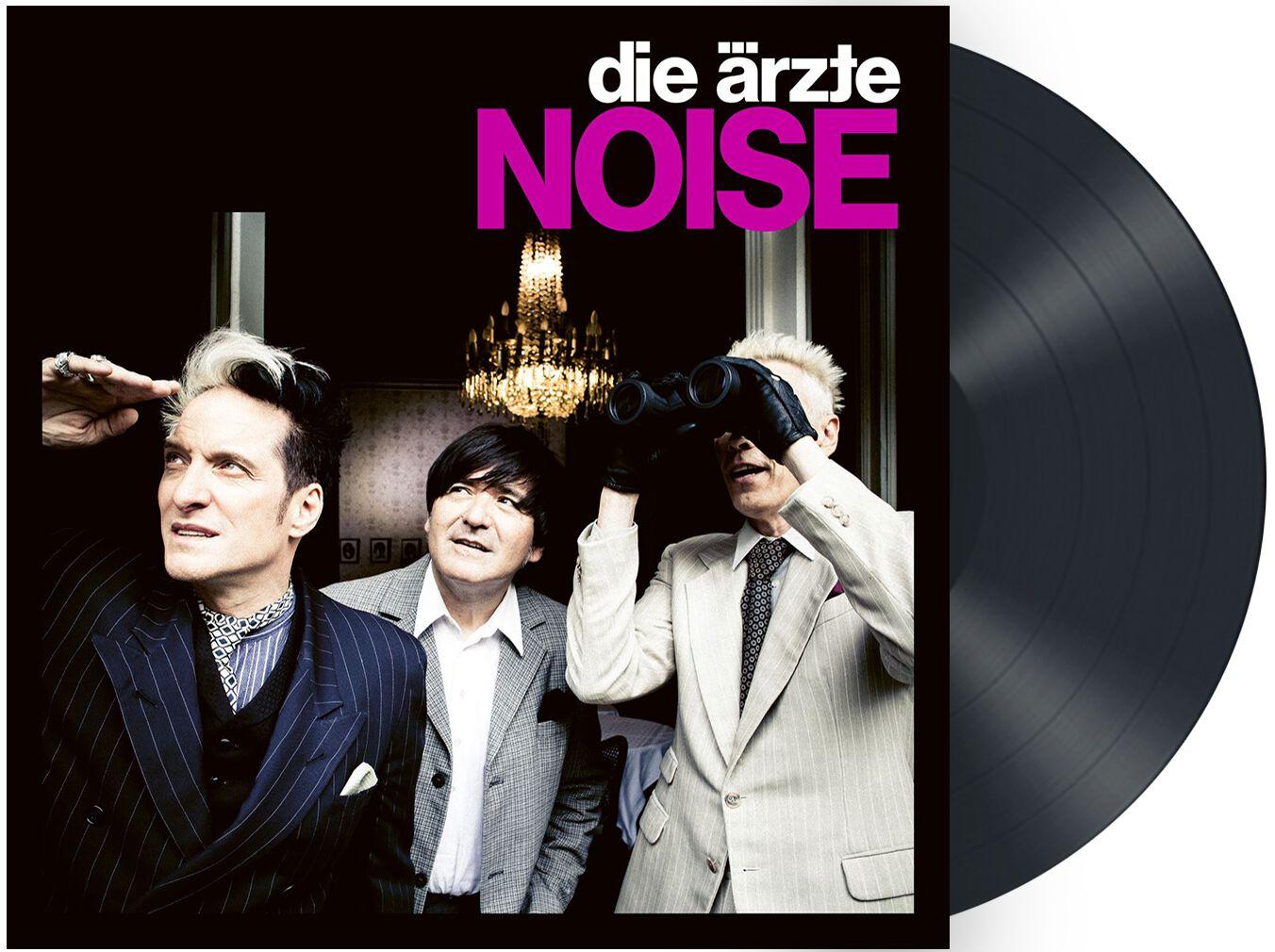 Ärzte Noise Single