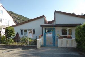 Kindertagesstätte der protestantischen Kirchengemeinde Ebernburg-Altenbamberg. Fotos: privat